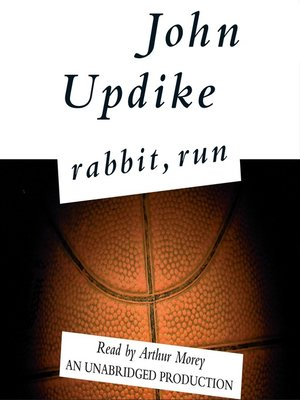cover image of Rabbit, Run
